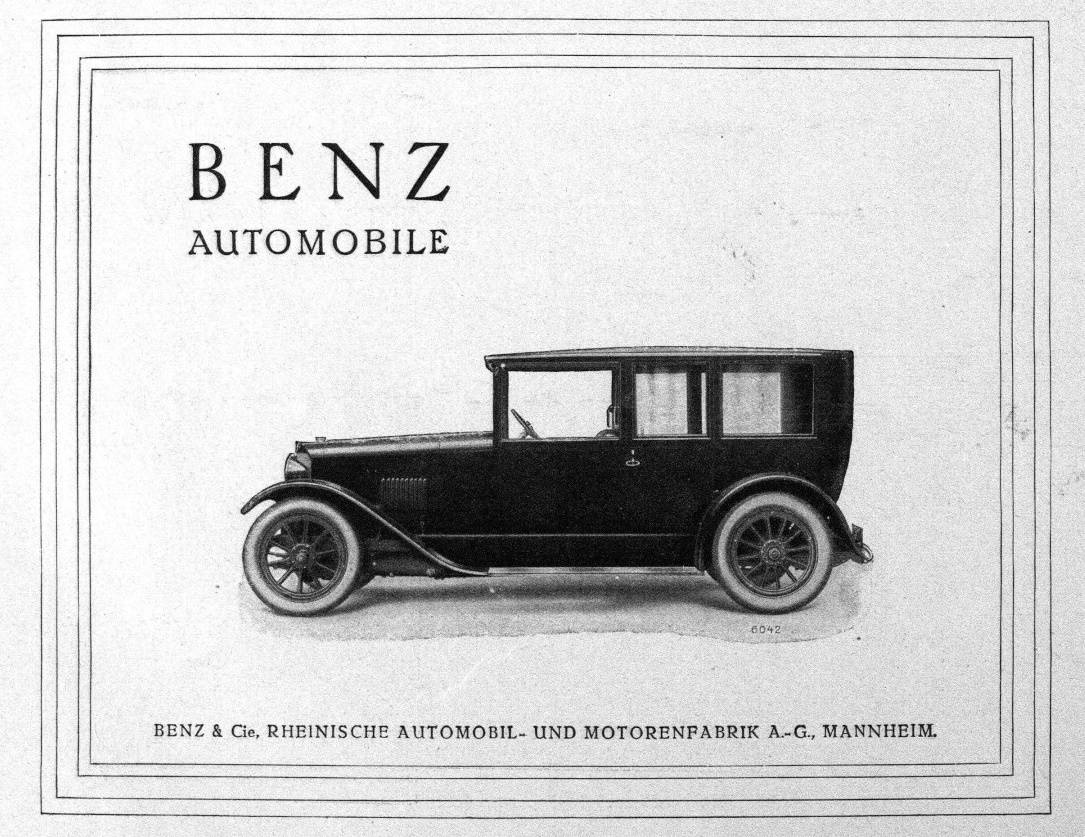 Benz, 1924 anno.onb.ac.at