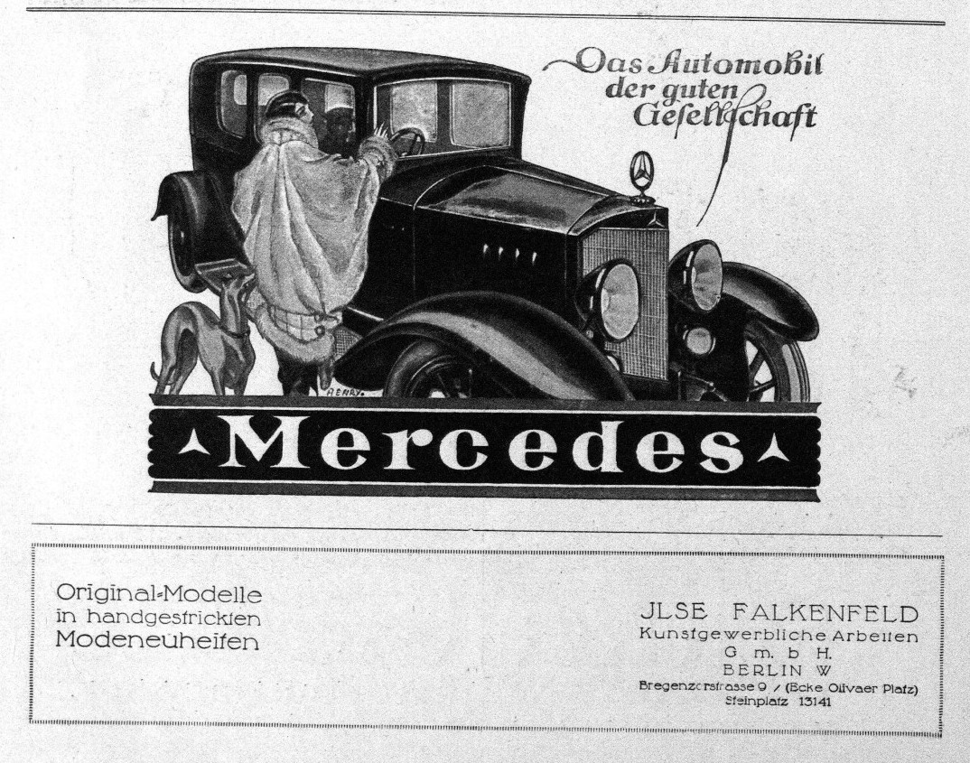 Mercedes, 1924, anno.onb.ac.at