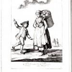 Matthäus Deisch, Danziger Ausrufer = Les cris de Danzig, 1765 polona.pl/item/5386161/11