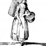 Matthäus Deisch, Danziger Ausrufer = Les cris de Danzig, 1765, polona.pl/item/5386161/26/