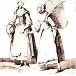 Matthäus Deisch, Danziger Ausrufer = Les cris de Danzig, 1765, polona.pl/item/5386161/16/