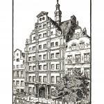 Dom Angielski na ulicy Chlebnickiej w Gdańsku