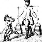 Matthäus Deisch, Danziger Ausrufer = Les cris de Danzig, 1765. polona.pl/item/5386161/31/