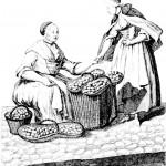 Matthäus Deisch, Danziger Ausrufer = Les cris de Danzig, 1765, polona.pl/item/5386161/33/