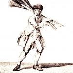 Matthäus Deisch, Danziger Ausrufer = Les cris de Danzig, 1765, polona.pl/item/5386161/15/