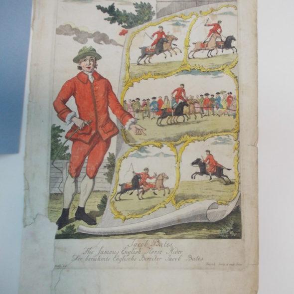 Jacob Bates, Friedricha Antona Augusta Lohrmanna (1735-1800), rysunek, ze zbiorów PAN Biblioteki Gdańskiej