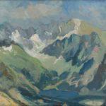 Karol Polónyi, Tatry, 1930, www.webumenia.sk/dielo/SVK:SNG.O_5918